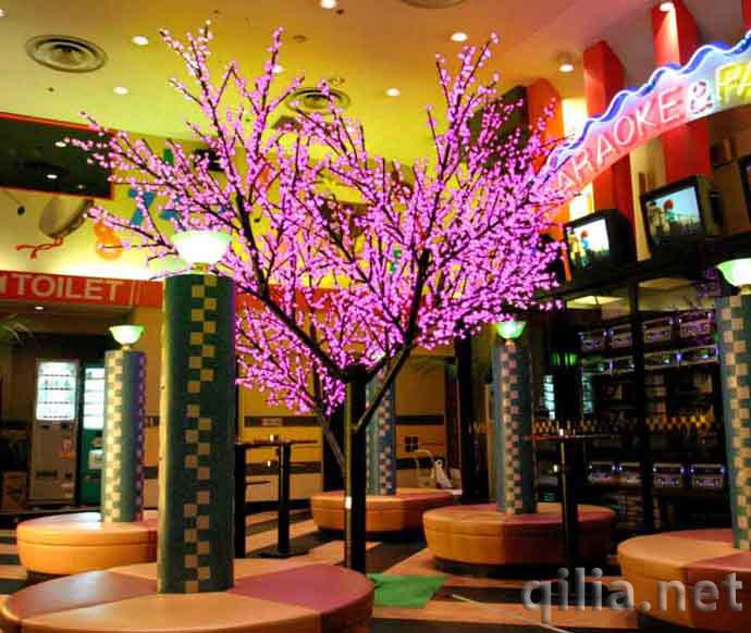 LED景观树
